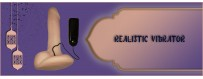 Realistic Vibrator | Buy Silicone Big Dildo in Dubai, UAE