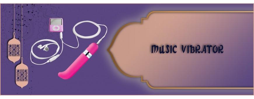 Buy Music Vibrator Online | Music Controlled Vibrator | UAE
