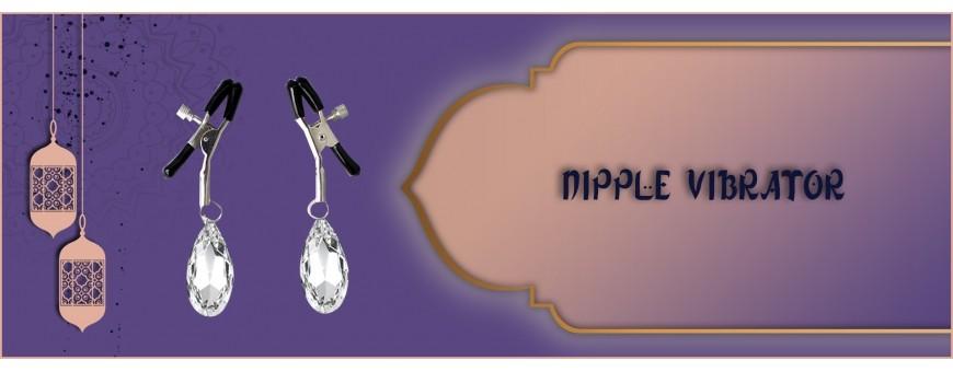 Buy Nipple Vibrator Online |Nipple Clamps & Sucker | UAE