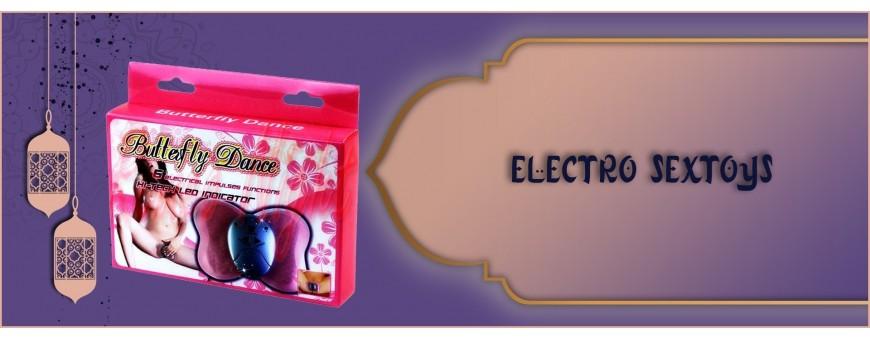 Buy Electro Sex Toys | Electro Stimulation Products in UAE
