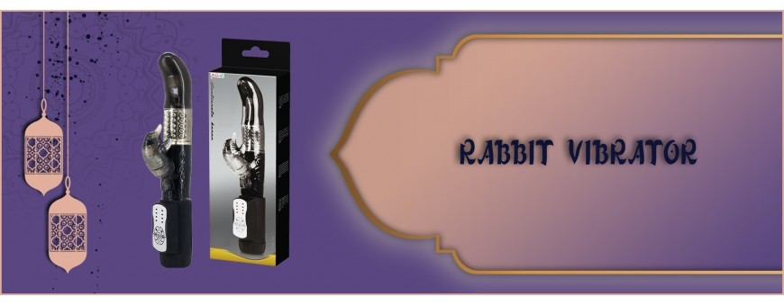 Rabbit Vibrator for Woman| Buy Clitoral vibrator Online | UAE