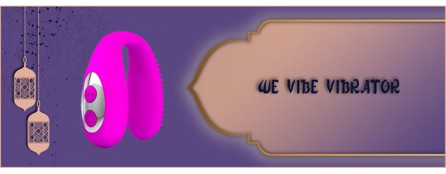 Buy We Vibe Vibrator | Dual Stimulation Toy for female | UAE