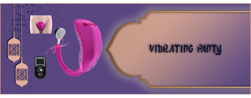 Vibrating Panty | Vibrator with Wireless Remote online | UAE