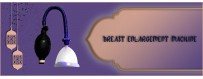 Breast Enlargement Machine | Vacuum Suction Pump for Women in UAE
