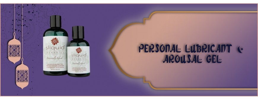 Buy Personal Lubricant Arousal Gel Online in Dubai | Abu Dhabi | UAE